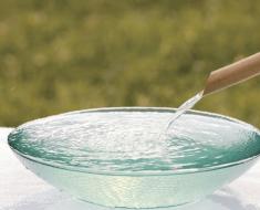 емкость с водой для купания